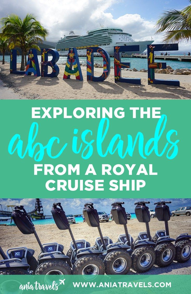 Oh the beautiful A-B-C Islands!!!! Aruba, Bonaire, and Curacao also known as the ABC islands. The ABC's are a popular group of Dutch islands in the Caribbean. I had the chance to go to all three of these plus Haiti when I cruised the Navigator of the Seas a few weeks ago. Here was my experience with each excursion. | Cruising | cruise life | cruise | royal Caribbean | navigator of the seas | aruba | Bonaire | Curacao | Haiti | labadee | Dragon's Breath Flight | UTV | Dune buggies | Natural…