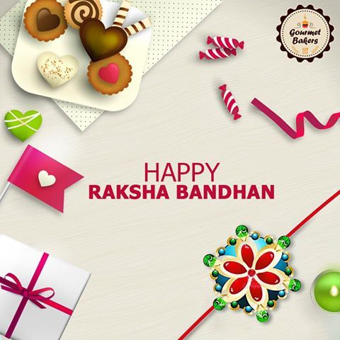 Pillow fights. Giggles. Top secrets. Unreasonably endearing demands. Unconditional love. Celebrate all this Raksha Bandhan Gourmet Bakers. Pamper your sister with yummilicious desserts.