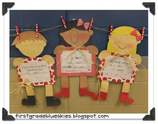 Valentine Friends, use for Feb. bulletin board - What is a friend?  How to be a friend!