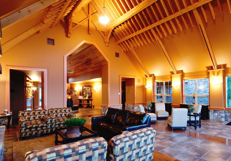 Lodge greatroom