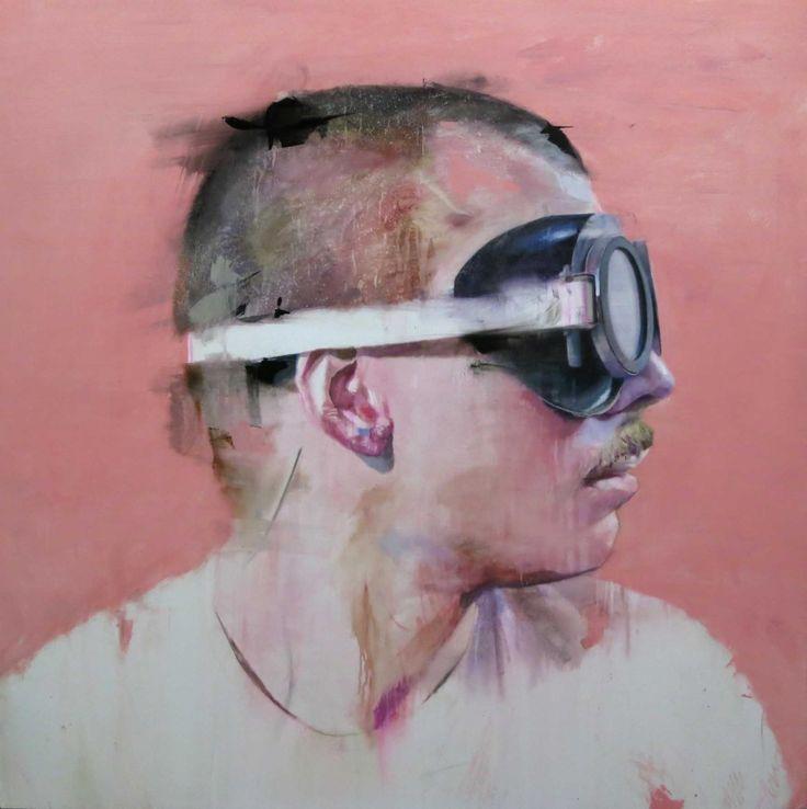 Portraits by Paris artist Lou Ros | Creative Boom