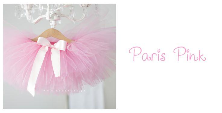Paris Pink tutu by ochhtutu.pl