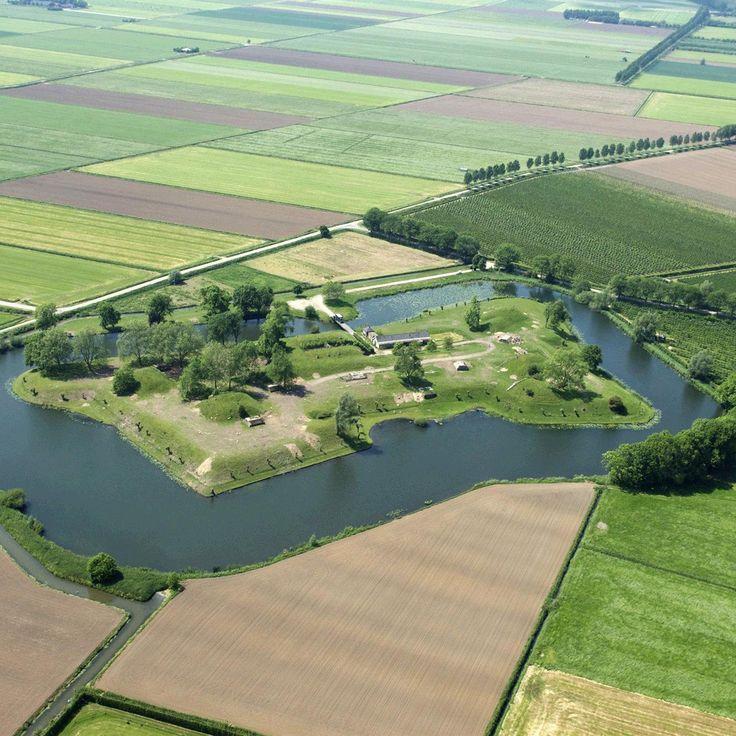 Nieuwe Hollandse Waterlinie, Fort Nieuwe Steeg