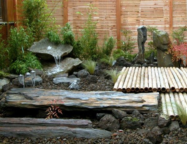 101 best japanese garden images on pinterest for Small japanese water garden