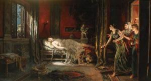 Alfred Morgan - Medea By Her Wiles vissza Fiatalság