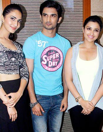 Shuddh Desi Romance stars on Comedy Nights with Kapil!