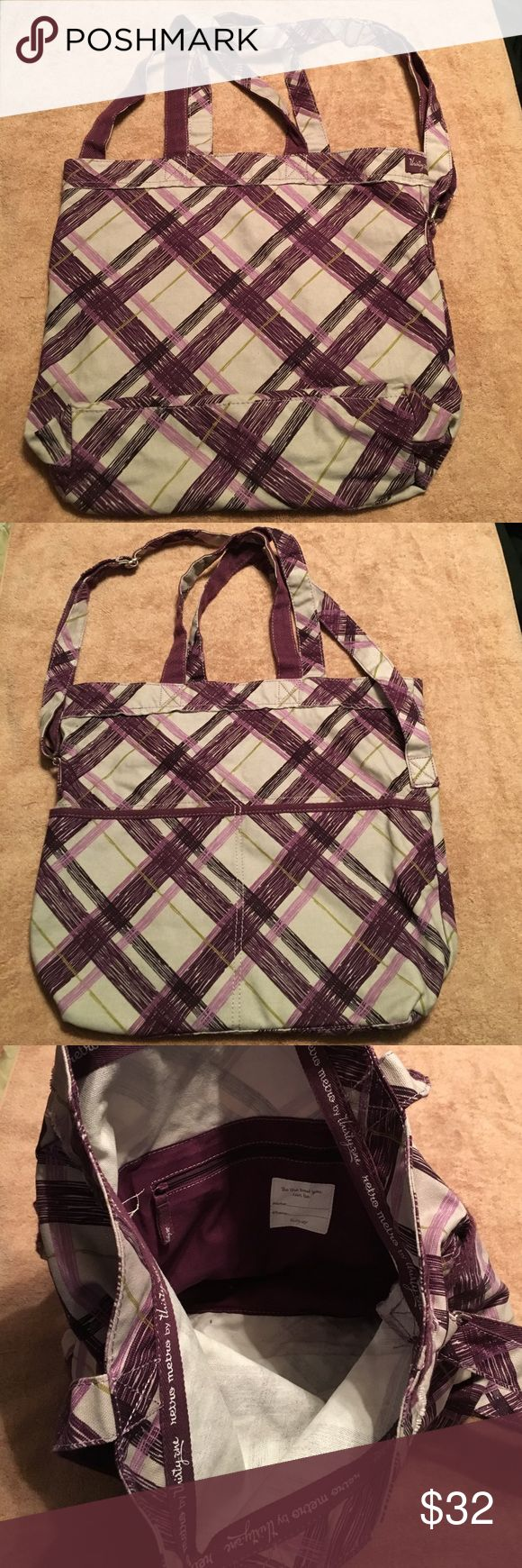 Thirty-One retro metro bag Never used retro metro bag, very nice big bag! Thirty One Bags