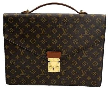 Louis Vuitton Port Briefcase Laptop Bag. Carry your laptop in style! The Louis Vuitton Port Briefcase Laptop Bag is a top 10 member favorite on Tradesy. Save on yours before they're sold out!