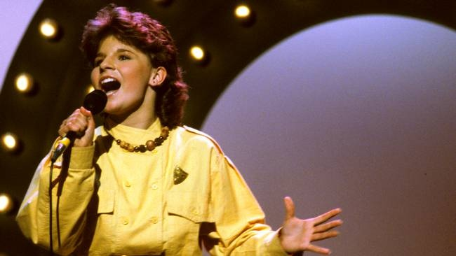 Carola Häggkvist from Sweeden 1983 - http://svt.se/svts/article63524.svt/ALTERNATES/large/850555_MELODIFESTIVALEN%2B1983.jpg