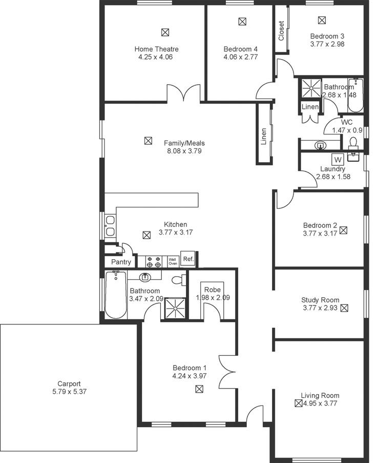 Home designs nsw australia map