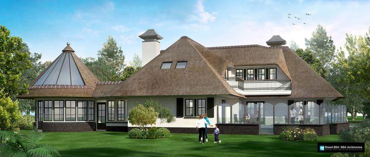 Landelijke villa