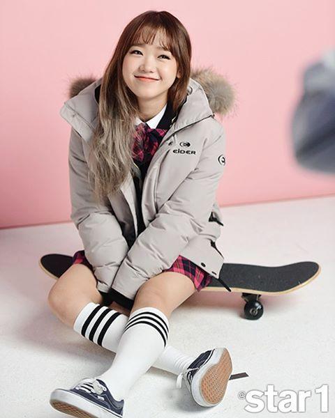 Choi Yoojung 최유정 - Star1 #Yoojung #ChoiYoojung #Fantagio #최유정 #유정 #IOI #아이오아이 #Kpop #IdealOfIdol