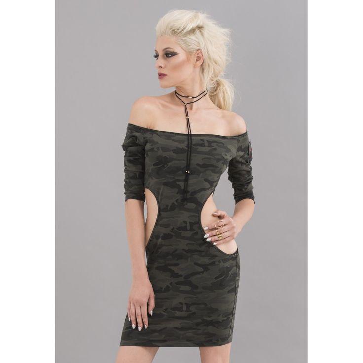 Cut Out Dress ARME - Arme