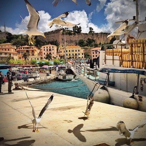 Porto Ferraio - Isola d'Elba, Tuscany