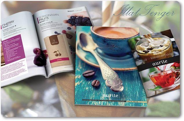 Megjelent legújabb kávé és tea katalógusunk!