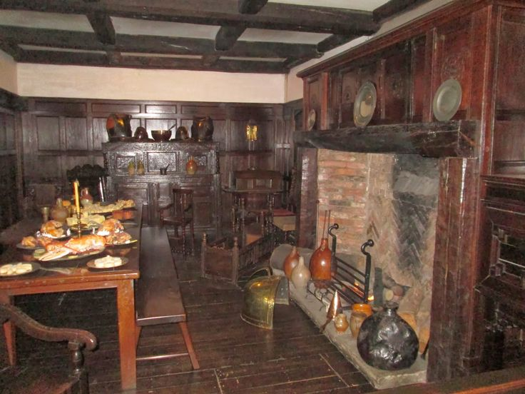18th Century Kitchen Early Colonial Farmhouse Interiors