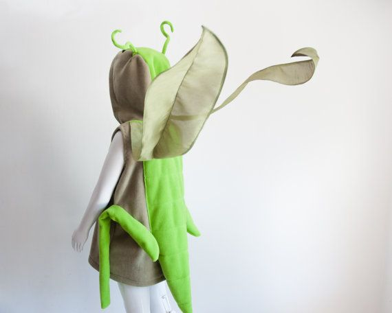 Grasshopper Children Costume Halloween Costume for by oKidz
