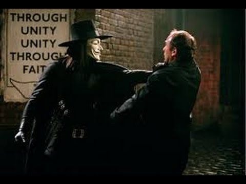 V for Vendetta (2005) Full Movie