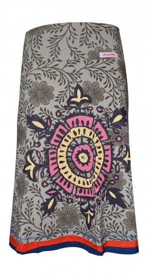 Pharoah Skirt - Grey