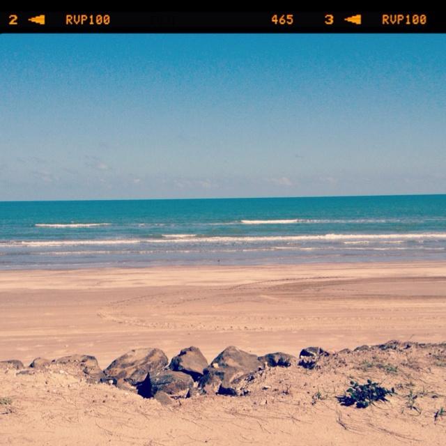 Gulf Of Mexico Vacation Spots In Texas: #IslaTajin #beach In #Veracruz, #Mexico