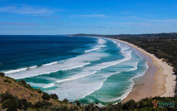 Tallows Beach - North Coast NSW, Australia