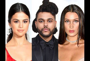 Selena Gomez & The Weeknd Take Their Romance to Paris?With Bella Hadid? Watch to Get the Scoop!