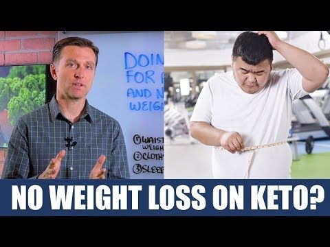 Doing Keto for a Month But Not Much Weight Loss?   Dr Berg