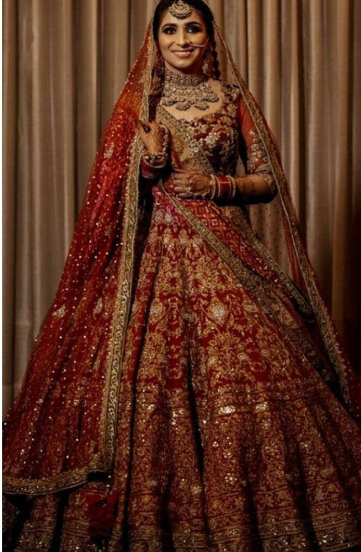 Buy Online Designer Collection Worldwide Free Shipping And Much More Call Whatsapp Us On 918 Desi Wedding Dresses Indian Bridal Outfits Indian Bridal Dress