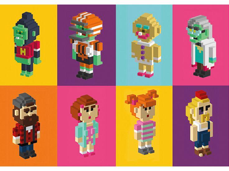 horde characters2