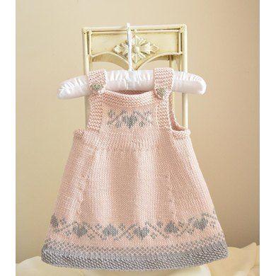 Luv U Forever Pinafore Dress - P090