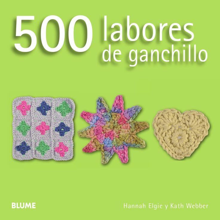 500 labores de ganchillo