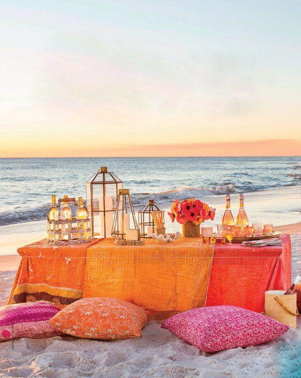 ciao! newport beach: beach picnic