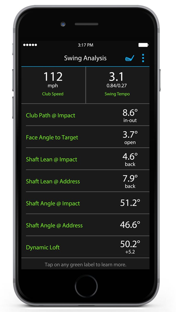 TruSwing Golf Trainer Trains Your Swing With Game-Changing Metrics -  #golf #sports