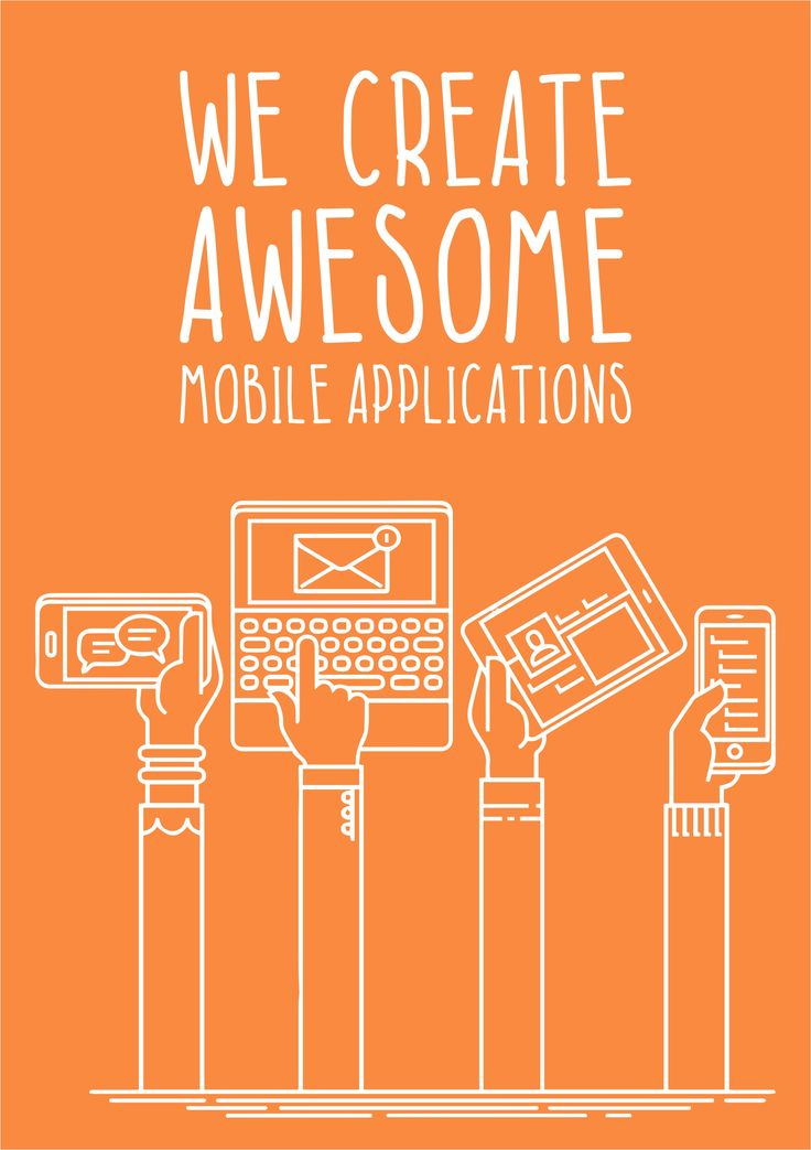 We create awesome Mobile Application. Contact now #MobileApplication #Apps #Create #DigitBazarAppSolutions
