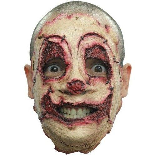 Латексная маска Cмех маньяка