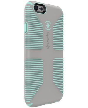Speck CandyShell Grip Phone Case for iPhone 6/6s  - Sand Grey/aloe Green