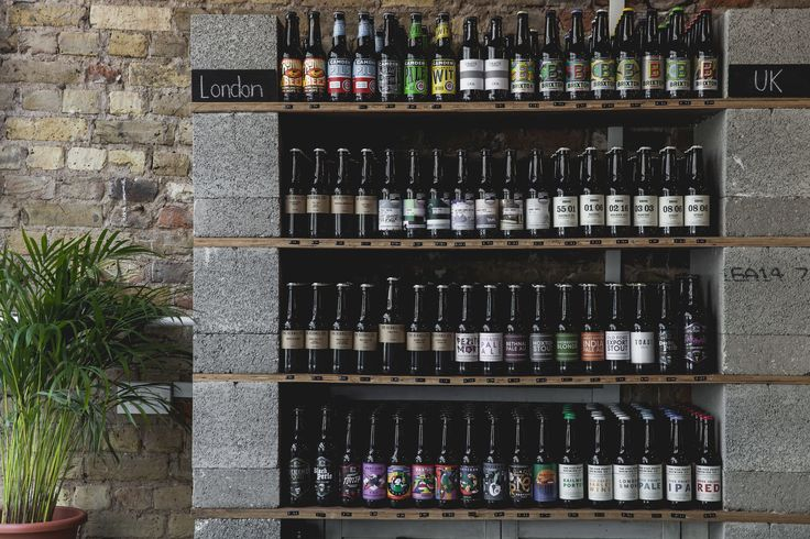 Get the best local and UK beer delivered to your workplace in Hackney, Shoreditch, The City, Clerkenwell & Farringdon every Thursday!