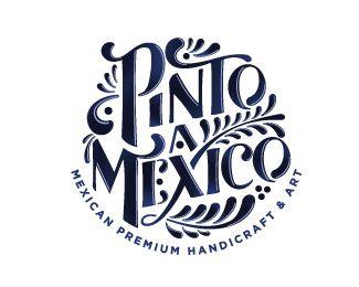 Logo Design: Floral Crests