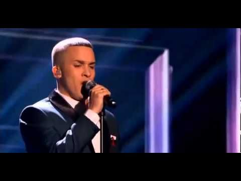 Jahmene Douglas X Factor 1/12/12 and Nicole Cries