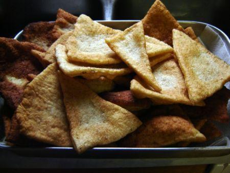 Maori  (New Zealand) Fry Bread