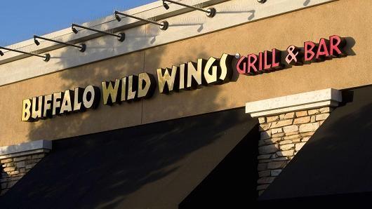 Buffalo Wild Wings falls after illness report