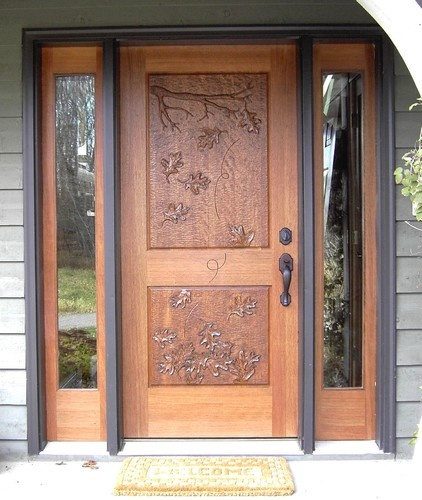 99 best excellent front doors and entrances images on for Traditional front doors