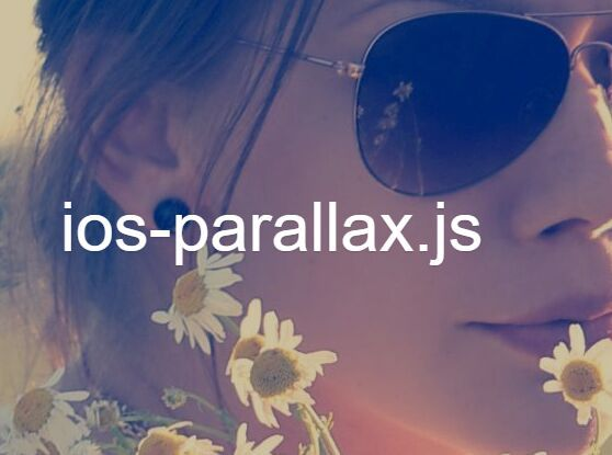 ios-parallax.js is an iOS inspired #parallax scrolling #jQuery plugin for create an interactive moving background that reacts to user's cursor.