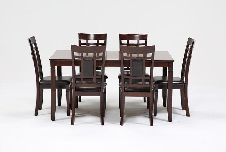 Janelle 7 Piece Dining Set - 360