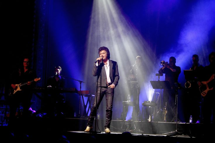 See Gino Vannelli at his only concert in Germany at Musikmesse Festival on 11 April in our Festival Arena.