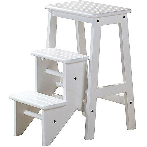 Boraam Folding Step Stool Multiple Colors Stools And