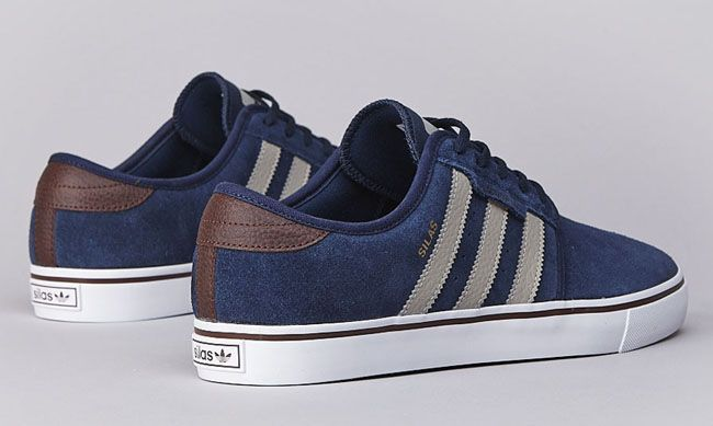 "Adidas Skateboarding Seeley Pro ""Silas"" / Follow My SNEAKERS Board!"