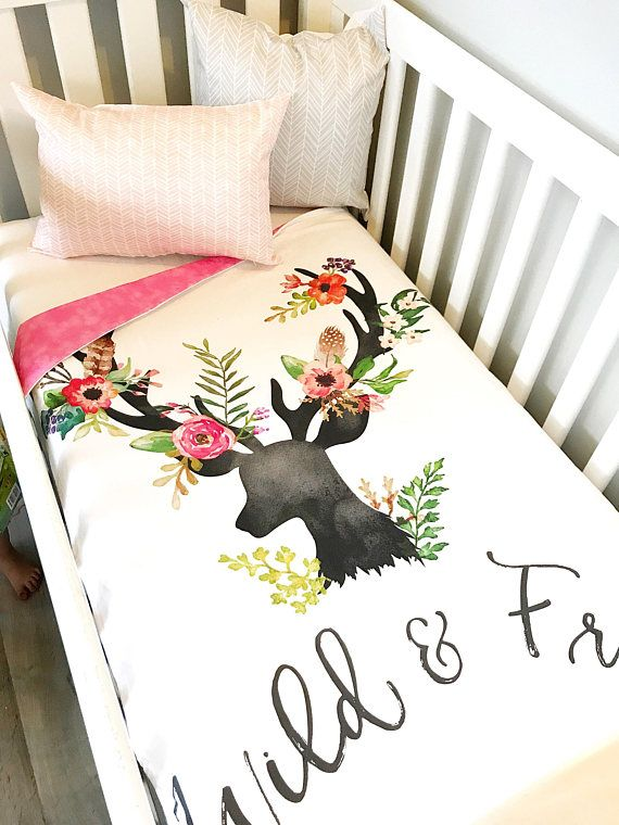 Handmade Cot Floral Fitted Sheet girls Nursery 100/% Cotton.