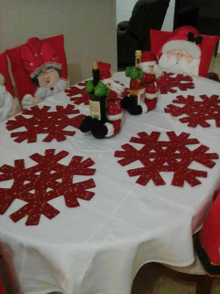 temas navideos arreglos navideos navidad adornos navideos manteles madera mesas ideas navideas caminos
