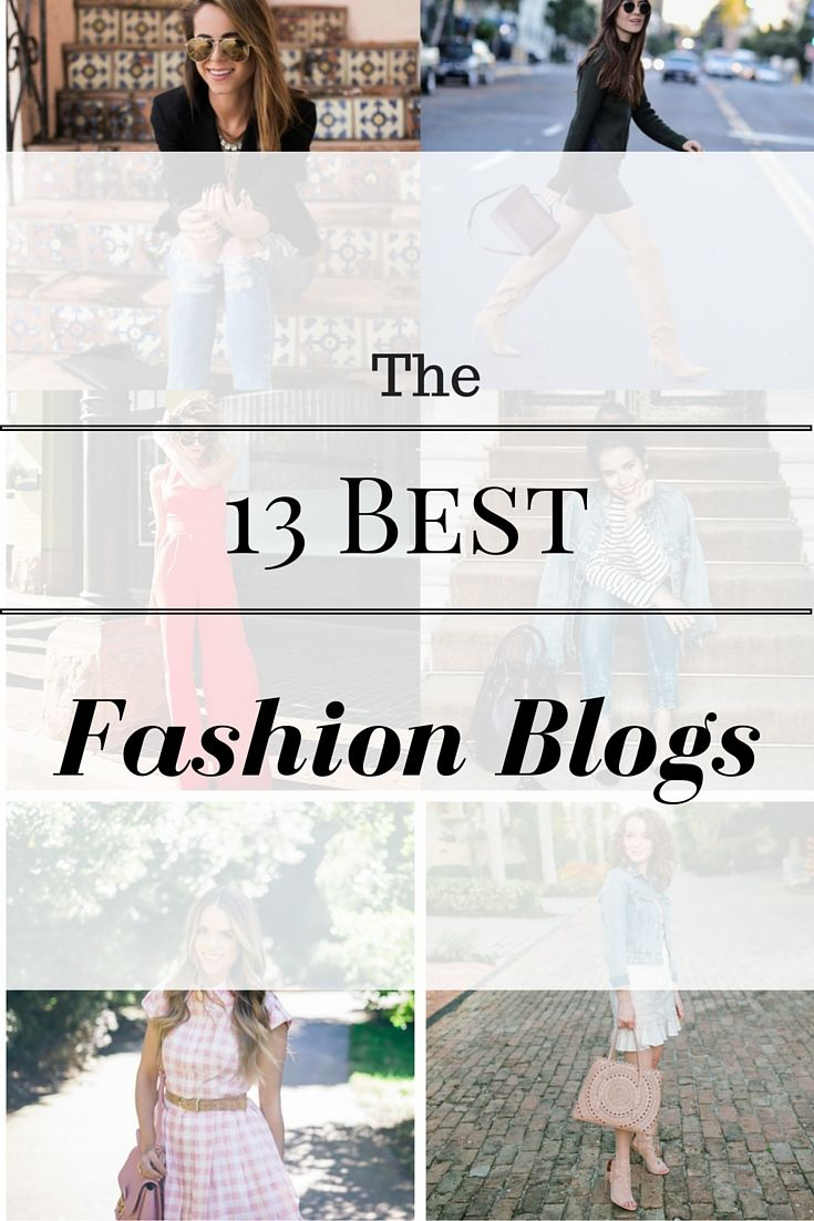 I love seeking style inspiration through fashion bloggers. Check out the 13 best style blogs on kyleneverywear.com!